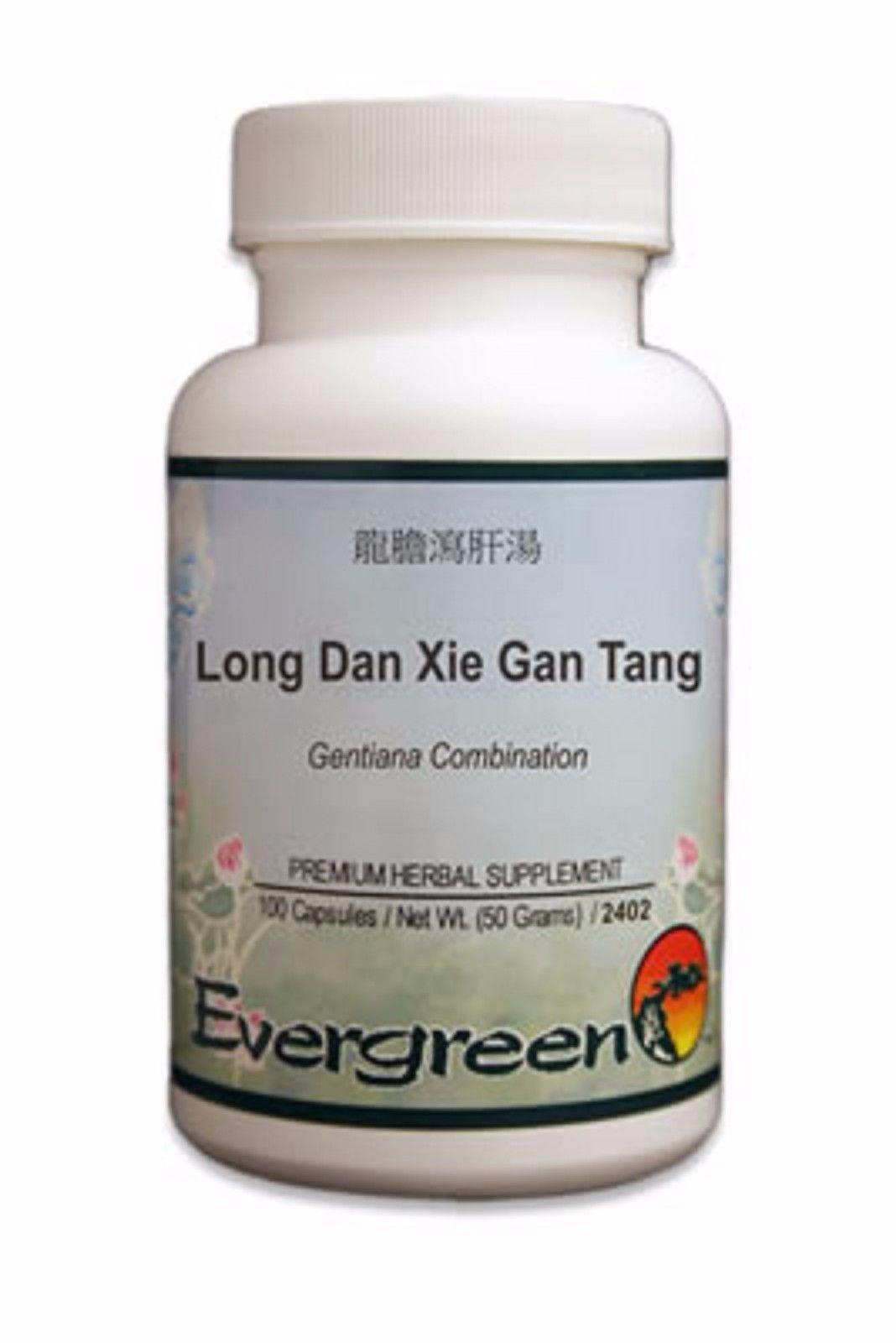 Long Dan Xie Gan Tang 100caps